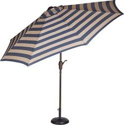 9 ft Aluminum Frame Market Umbrella