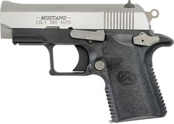 Colt Mustang Lite 2-Tone .380 ACP Pistol