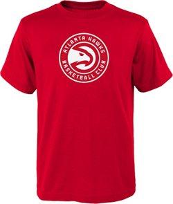 NBA Boys' Atlanta Hawks Primary Logo T-shirt