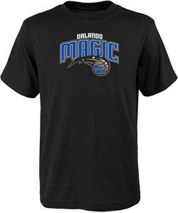 NBA Boys' Orlando Magic Primary Logo T-shirt
