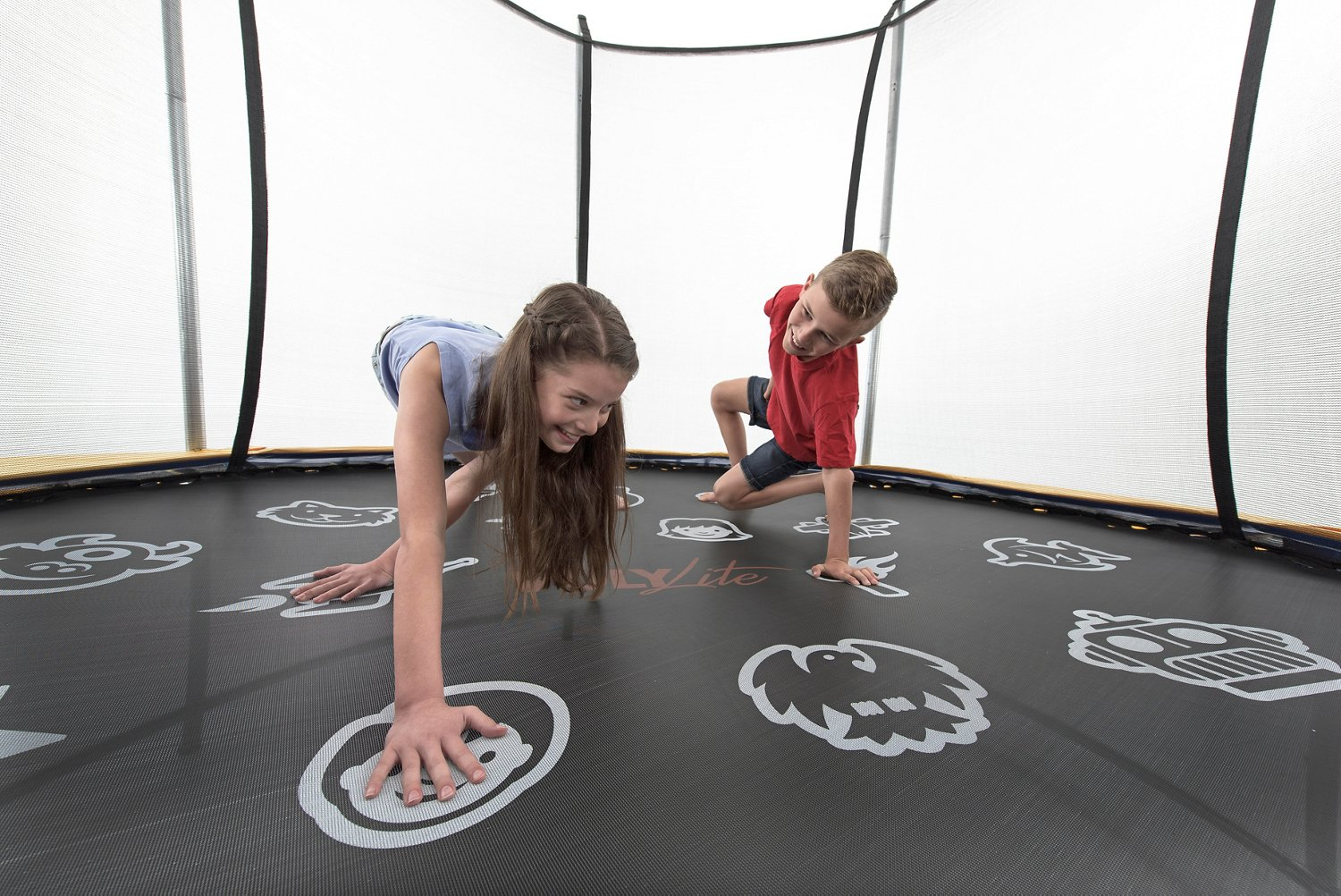 Vuly 2 10 ft Round Trampoline - view number 11