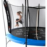 Vuly 2 10 ft Round Trampoline - view number 9