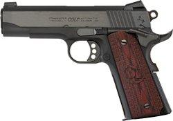 Colt Lightweight Commander 1911 SAO .45 ACP Pistol