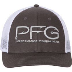 Men's PFG Mesh Snap Back Ball Cap