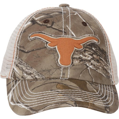 We Are Texas Men's University of Texas Realtree Personal Fowl Cap