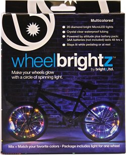 Brightz Cruzin wheelbrightz Bike Lights