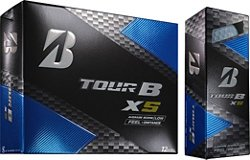 Tour B XS Golf Balls 12-Pack