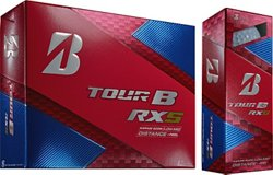 Tour B RXS Golf Balls 12-Pack