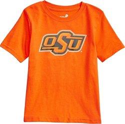Gen2 Toddlers' Oklahoma State University Primary Logo Short Sleeve T-shirt
