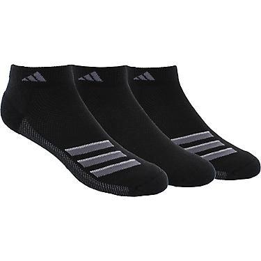 adidas Men's Climacool Superlite Low Cut Socks (3 Pack)