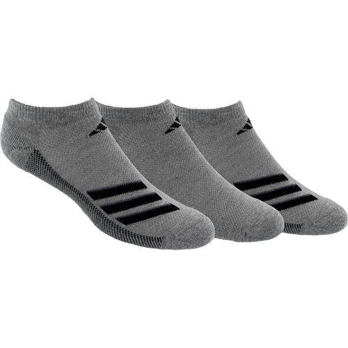 adidas Men's climacool Superlite No-Show Socks 3 Pack