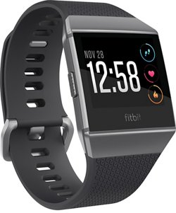 Ionic Smart Fitness Watch