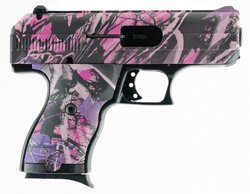 Hi-Point Firearms C9 Pink Camo 9mm Luger Pistol
