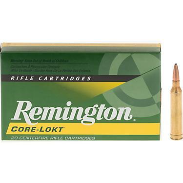 Remington Core-Lokt 7mm 150-Grain Centerfire Rifle Ammunition