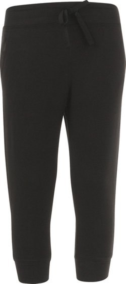 BCG Girls' French Terry Jogger Capri Pant
