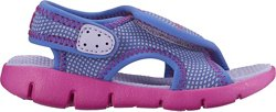 Toddler Girls' Sunray Adjustable 4 Sandals