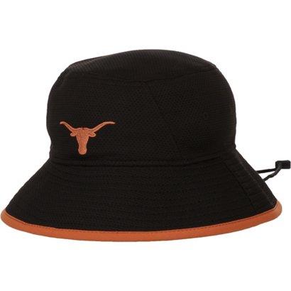 25862cac8eb ... ebay new era mens university of texas fearless fan bucket cap 39421  226ba