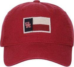 Zephyr Men's University of Houston Flag Cap