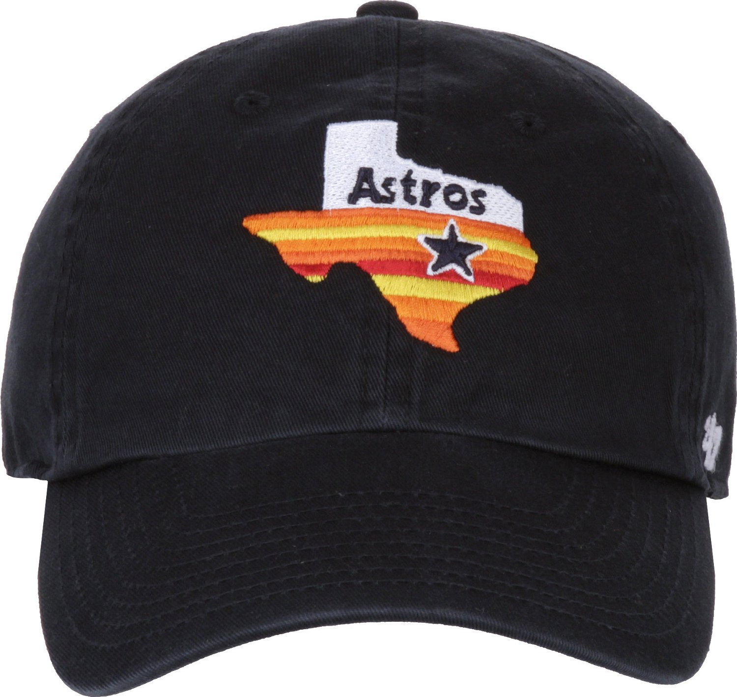 huge selection of f9d72 1749f Display product reviews for  47 Houston Astros Rainbow State Clean Up Cap