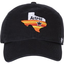 Houston Astros Rainbow State Clean Up Cap