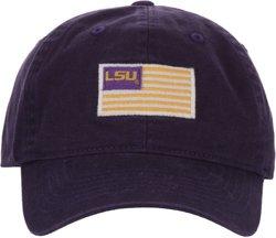 Zephyr Men's Louisiana State University Flag Cap