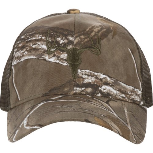 Magellan Outdoors Men's Camo Eagle Pass Trucker Hat
