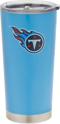 Boelter Brands Tennessee Titans 20 oz Stainless Steel Ultra Tumbler