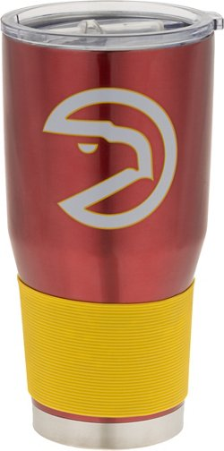 Boelter Brands Atlanta Hawks HWC 30 oz Stainless Steel Ultra Tumbler
