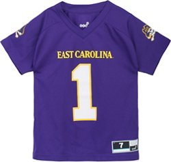 Boys' East Carolina University Football Jersey Performance T-shirt