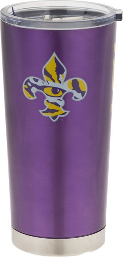 Boelter Brands Louisiana State University 20 oz Stainless Steel Ultra Tumbler
