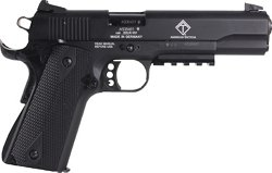 German Sport Guns 1911 .22 LR Tribute Pistol with Fake Suppressor