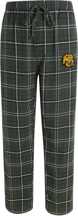 Concepts Sport Men's Southeastern Louisiana University Ultimate Flannel Pant