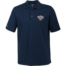 Men's New Orleans Pelicans Pique Xtra-Lite Polo Shirt