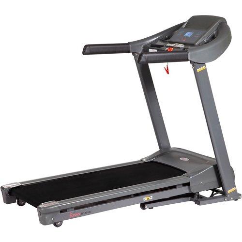 Sunny Health & Fitness Heavy-Duty Walking Treadmill