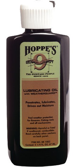 Hoppe's Bench Rest Lubricating Oil with Weatherguard™