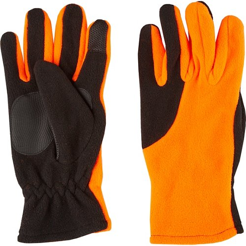 Hot Shot Men's Heat Factor 1 Sharpshooter Fleece TOUCH Hunting Gloves