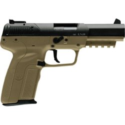 Five-seveN FDE/BLK 5.7x28 Full-Sized 20-Round Pistol