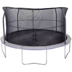15 ft Round Trampoline and Enclosure System