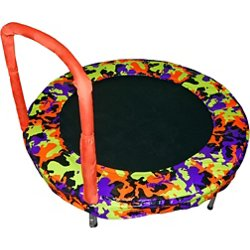 48 in Round Camouflage Bouncer