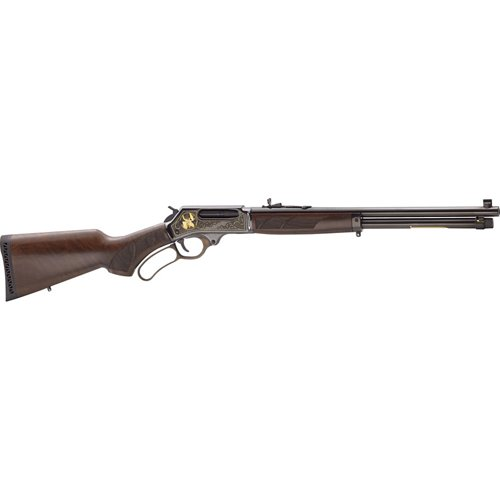 Henry Large Caliber Wildlife Edition .45 - 70 Government Lever-Action Rifle