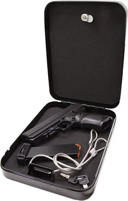Hi-Point Firearms Home Security Package .45 ACP Pistol with Lock Box