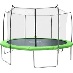 Dura-Bounce 15 ft Trampoline with Enclosure