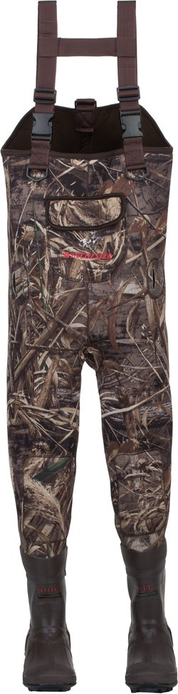 Winchester Boys' Wolf Creek II Realtree Max-5 Chest Wader