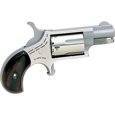 North American Arms Rosewood Grip .22 LR Revolver