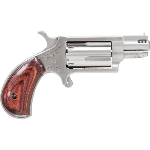 North American Arms .22 LR/.22 WMR Revolver