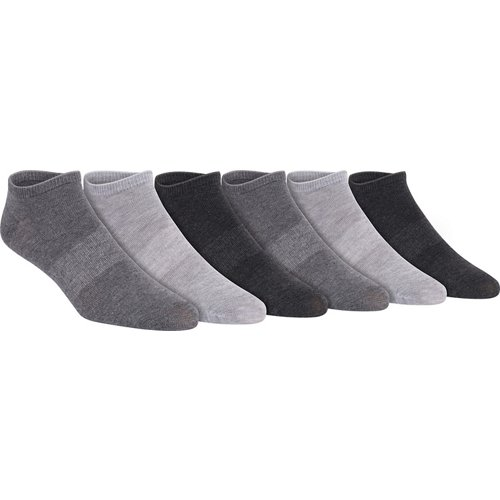 BCG No-Show Socks 6 Pack