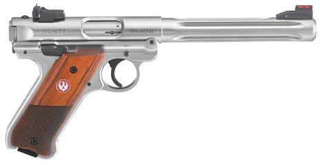 Ruger Mark IV Hunter .22 LR Pistol - view number 2