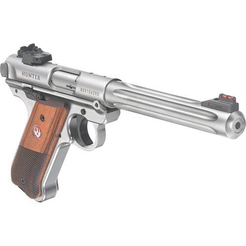 Ruger Mark IV Hunter .22 LR Pistol