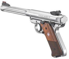 Ruger Mark IV Hunter .22 LR Pistol - view number 1