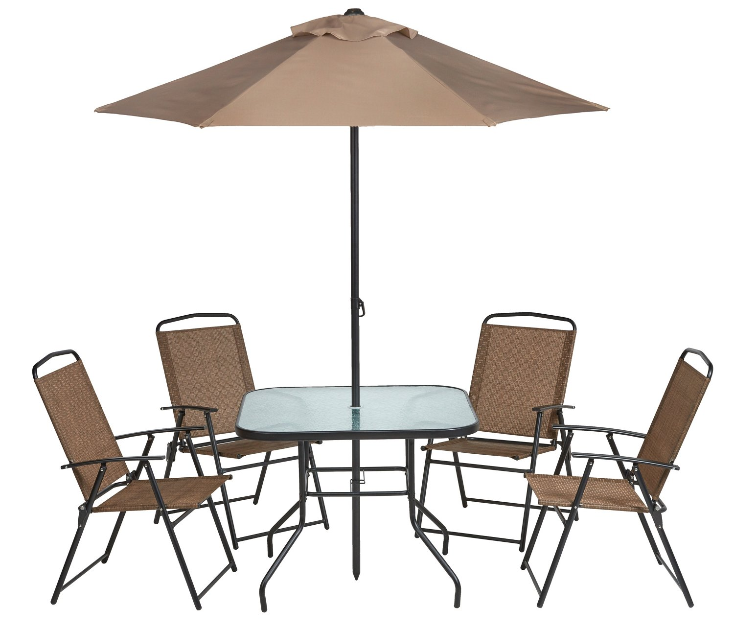 Display Product Reviews For Mosaic 6 Piece Dining Set